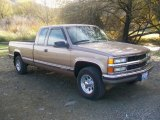 1995 Chevrolet C/K 2500 C2500 Extended Cab Data, Info and Specs