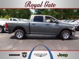 2012 Mineral Gray Metallic Dodge Ram 1500 ST Crew Cab 4x4 #64353283