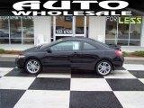 2007 Nighthawk Black Pearl Honda Civic Si Coupe #64353017
