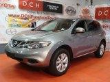 2011 Platinum Graphite Nissan Murano S AWD #64353233