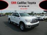 2012 Super White Toyota Tundra TSS CrewMax 4x4 #64352978