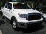 2010 Super White Toyota Tundra CrewMax #64352607