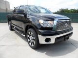 2012 Black Toyota Tundra Texas Edition CrewMax #64352921