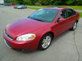 2006 Sport Red Metallic Chevrolet Impala LTZ #64353161