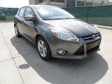 2012 Sterling Grey Metallic Ford Focus SE Sport 5-Door #64352908