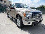 2012 Pale Adobe Metallic Ford F150 XLT SuperCrew 4x4 #64352904