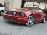 2006 Redfire Metallic Ford Mustang GT Premium Coupe #64352894