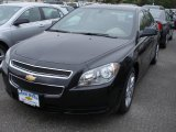 2012 Black Granite Metallic Chevrolet Malibu LS #64404632