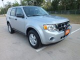 2012 Ingot Silver Metallic Ford Escape XLS #64405391