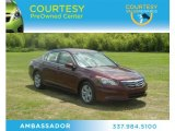 2011 Basque Red Pearl Honda Accord LX-P Sedan #64405005
