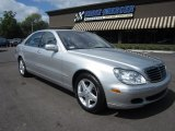 2004 Brilliant Silver Metallic Mercedes-Benz S 430 Sedan #64405370