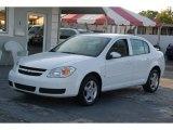 2007 Summit White Chevrolet Cobalt LT Sedan #64404957