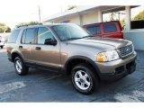 2003 Mineral Grey Metallic Ford Explorer XLT #64404956