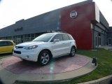 2008 White Diamond Pearl Acura RDX Technology #64405323