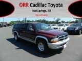 2003 Dark Garnet Red Pearl Dodge Dakota SLT Quad Cab #64404888