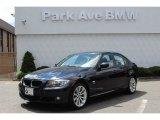2009 Monaco Blue Metallic BMW 3 Series 328xi Sedan #64404478