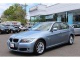 2010 Blue Water Metallic BMW 3 Series 328i xDrive Sedan #64404473