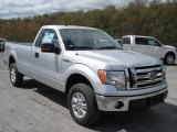 2012 Ford F150 XLT Regular Cab 4x4 Data, Info and Specs