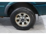 Isuzu Rodeo 1998 Wheels and Tires