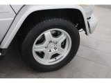 Mercedes-Benz G 2005 Wheels and Tires