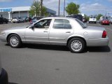 Silver Birch Metallic Mercury Grand Marquis in 2009