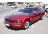 2006 Redfire Metallic Ford Mustang V6 Premium Coupe #64404818