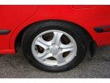 Hyundai Elantra 2001 Wheels and Tires