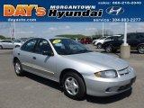 2003 Ultra Silver Metallic Chevrolet Cavalier Sedan #64405241