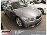 2012 Space Grey Metallic BMW 3 Series 335i Coupe #64404795