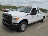 2012 Ford F350 Super Duty XL SuperCab Data, Info and Specs