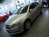 2013 Silver Ice Metallic Chevrolet Malibu ECO #64404765