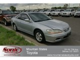 2002 Satin Silver Metallic Honda Accord EX Coupe #64404342