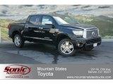 2012 Black Toyota Tundra Limited CrewMax 4x4 #64404340