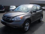 2011 Urban Titanium Metallic Honda CR-V LX 4WD #64405161