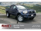 2012 Nautical Blue Metallic Toyota Tacoma V6 TRD Sport Double Cab 4x4 #64404336