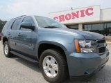 2010 Blue Granite Metallic Chevrolet Tahoe LT #64404735