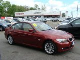 2011 Vermillion Red Metallic BMW 3 Series 328i xDrive Sedan #64404677