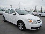 2007 Summit White Chevrolet Cobalt LT Sedan #64405023