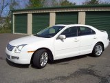 2008 White Suede Ford Fusion SEL V6 AWD #64478679