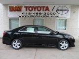 2012 Attitude Black Metallic Toyota Camry SE #64478673