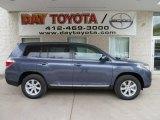 2012 Shoreline Blue Pearl Toyota Highlander V6 4WD #64478671