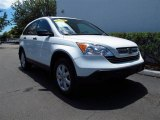 2008 Taffeta White Honda CR-V EX #64478636