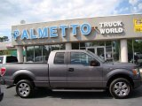 2011 Sterling Grey Metallic Ford F150 XLT SuperCab #64478753