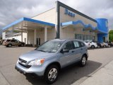 2009 Glacier Blue Metallic Honda CR-V LX 4WD #64478866
