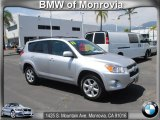 2011 Classic Silver Metallic Toyota RAV4 Limited #64478729