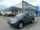 2012 Polished Metal Metallic Honda CR-V LX 4WD #64478864