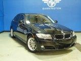 2010 Black Sapphire Metallic BMW 3 Series 328i xDrive Sedan #64478605