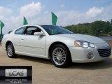 2003 Satin White Pearlcoat Chrysler Sebring LXi Coupe #64478850