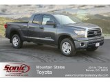 2012 Magnetic Gray Metallic Toyota Tundra Double Cab 4x4 #64478589