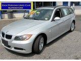 2006 Titanium Silver Metallic BMW 3 Series 325xi Wagon #64478584